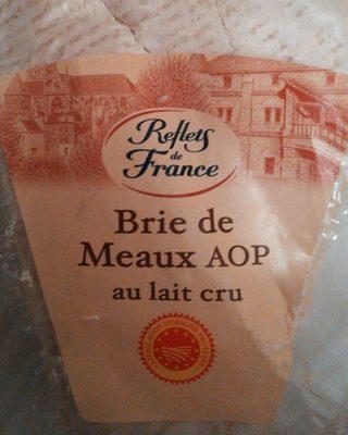 Brie de Meaux AOP au lait cru
