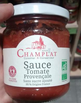Sauce tomate Provencale