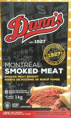 Montréal Smoked Meat