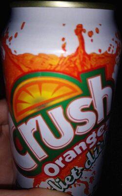 Crush orange diète
