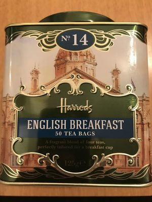 Harrods English Breakfast Tea