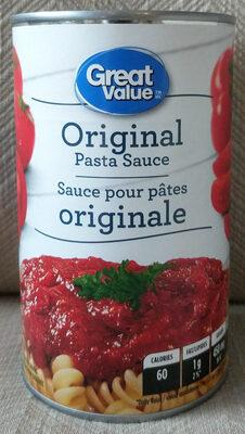Original Pasta Sauce