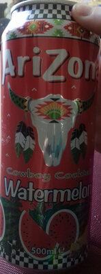 Arizona Watermelon Cans 50CL X12