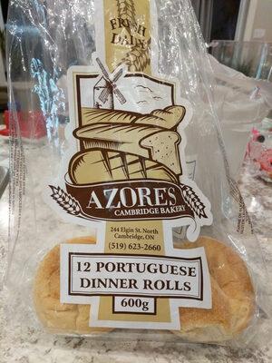 Portuguese Dinner Rolls