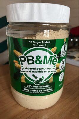 Powdered peanut butter keto snack gluten free