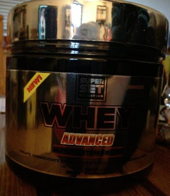 Whey advanced