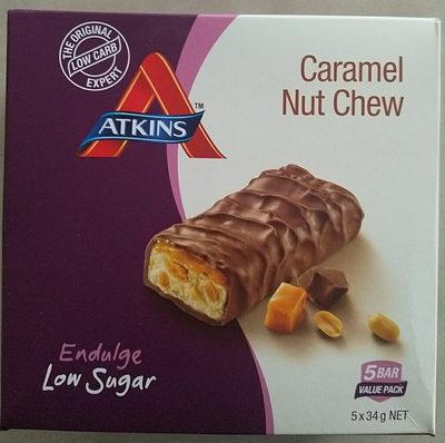 Caramel Nut Chew