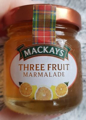 THREE FRUIT MARMELADE