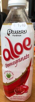 Aloe - Pomegranate