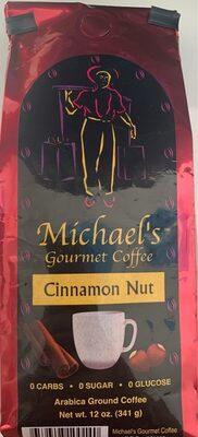 Cinamon nut coffee