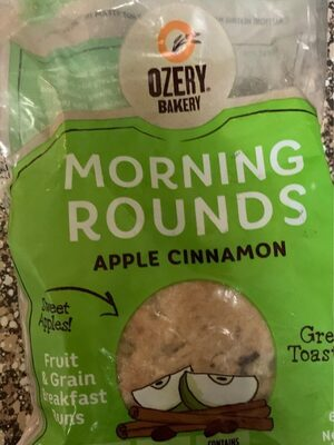 Morning Rounds Apple Cinnamon