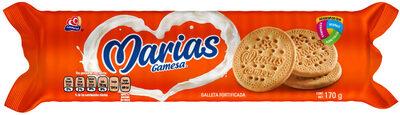 Gamesa Marias Vanilla Cookies 4.93 Ounce Plastic Bag