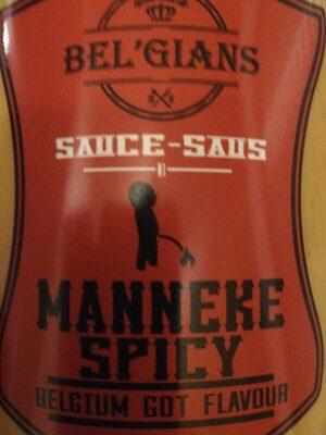 Manneke spicy