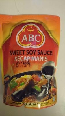 ABC Sweet Soy Sauce Kecap Manis