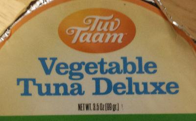 Vegetable Tuna Deluxe