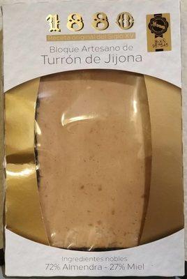 1880 Turrón de Jijona