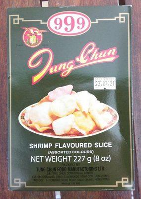 Shrimp Flavoured Slice