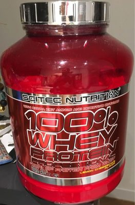 100% Whey Professional SCITEC NUTRITION