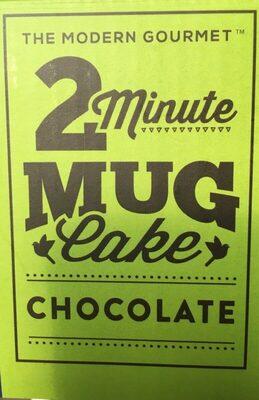 2 minute MUG cake chokolate