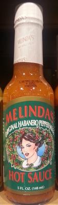 Original habanero pepper sauce