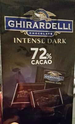 72% cacao twilight delight intense dark chocolate