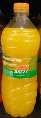 Bonafont Juizzy sabor Naranja