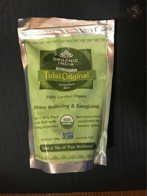 Organic Tulsi Original Packet