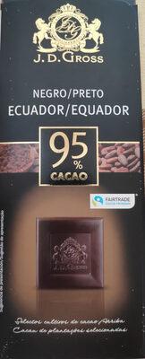 Chocolate Preto Equador