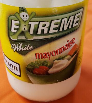 Extreme White Mayonnaise