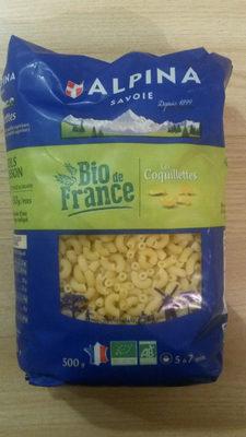 Coquillettes Alpina Bio