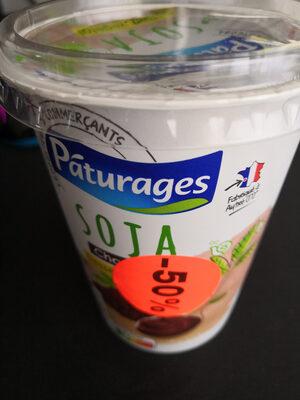 pâturages Soja chocolat