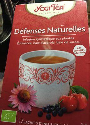 Yogi Tea defenses naturelles