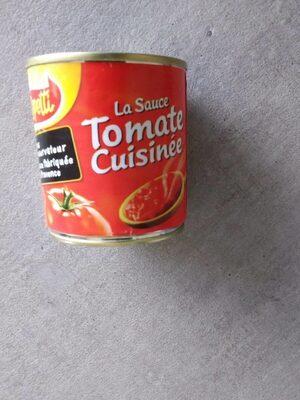 La sauce tomates cuisinée