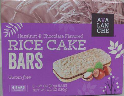 Hazelnut & Chocolate Rice Bar