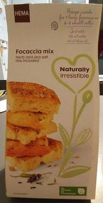 Focaccia Mix