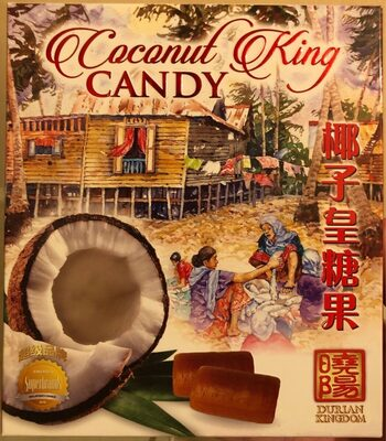 Coconut King Candy