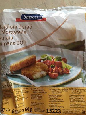 Mozza panee bofrost