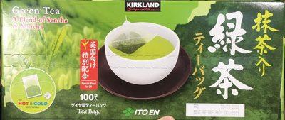 Kirkland Signature Green Tea