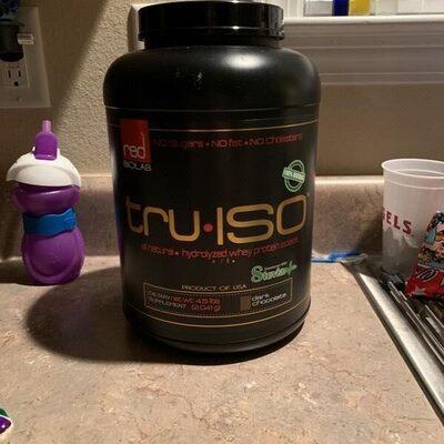 Tru Iso  whey protein