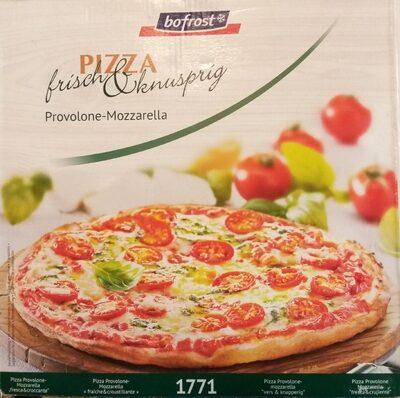 Pizza Provolone-Mozzarella