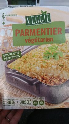 Parmentier végétarien