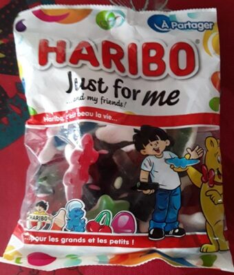 Haribo juste for me