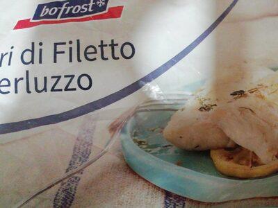 Cuori di filetto di merluzzo