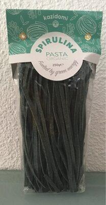 Spirulina pasta organic