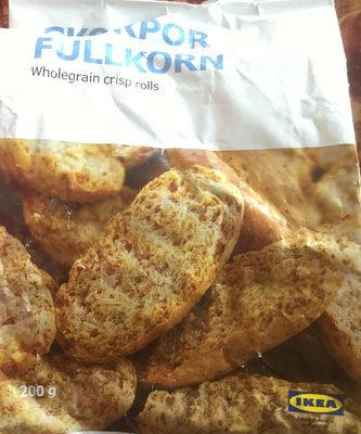 Ikea Skorpor Fullkorn