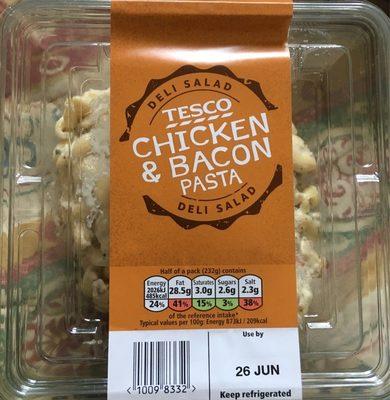 Chicken & Bacon Pasta