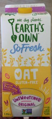 Oat Milk Unsweetened Original