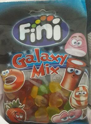 Galaxy mix