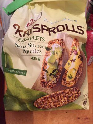 Krisprolls petits pains suédois complets