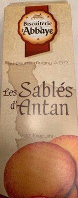 Les sables d'Antan